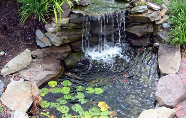 Les Fontaines et Bassins